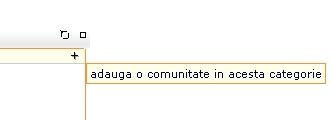 exemplu adaugare comunitate webring